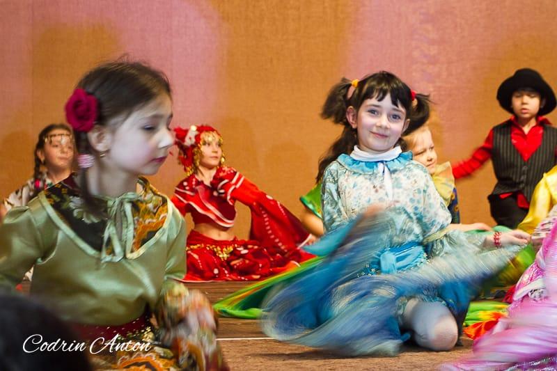 Ilinca danseaza © Codrin Anton FOTOGRAF – www.CodrinAnton.ro