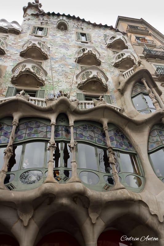 Barcelona ziua 2 Casa Milo © Codrin Anton FOTOGRAF – www.CodrinAnton.ro