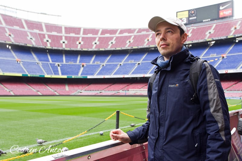 Barcelona ziua 2 Stadionul Camp Nou © Codrin Anton FOTOGRAF – www.CodrinAnton.ro