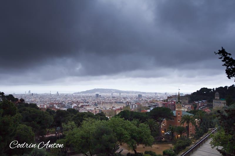 Barcelona - ziua 4 - Parc Guell, Plaja ... soare ... primavara