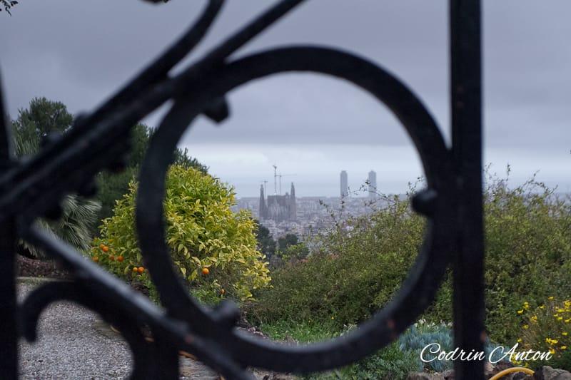 Barcelona ziua 4 Parc Guell © Codrin Anton FOTOGRAF – www.CodrinAnton.ro