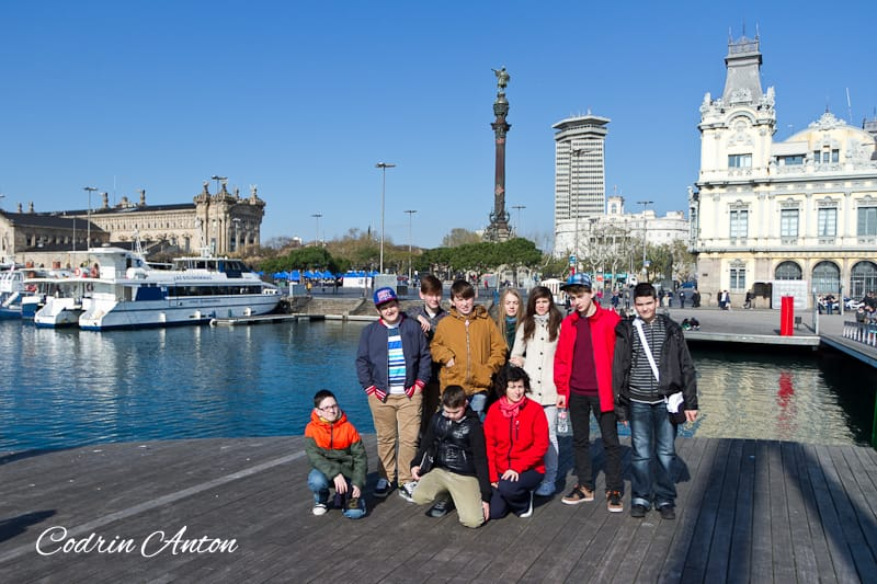 Barcelona ziua 3 In Port © Codrin Anton FOTOGRAF – www.CodrinAnton.ro