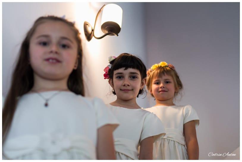 Ilinca - domnisoara de onoare © Codrin Anton FOTOGRAF – www.CodrinAnton.ro