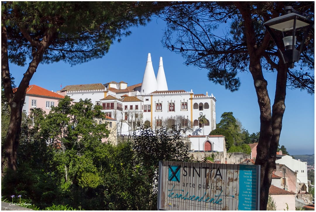 Portugalia Sintra Palatul National aprilie 2014 © Codrin Anton FOTOGRAF – www.CodrinAnton.ro