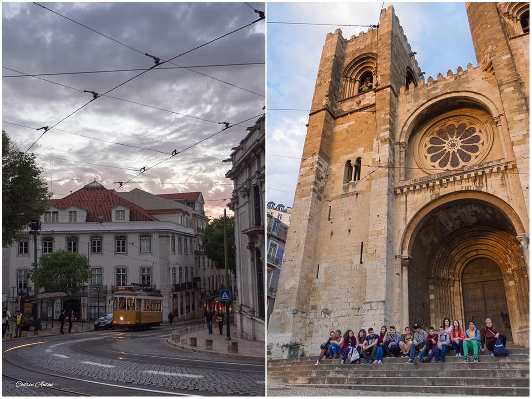 Primavara in Lisabona cartier Alfama Se Cathedral aprilie 2014 © Codrin Anton FOTOGRAF – www.CodrinAnton.ro