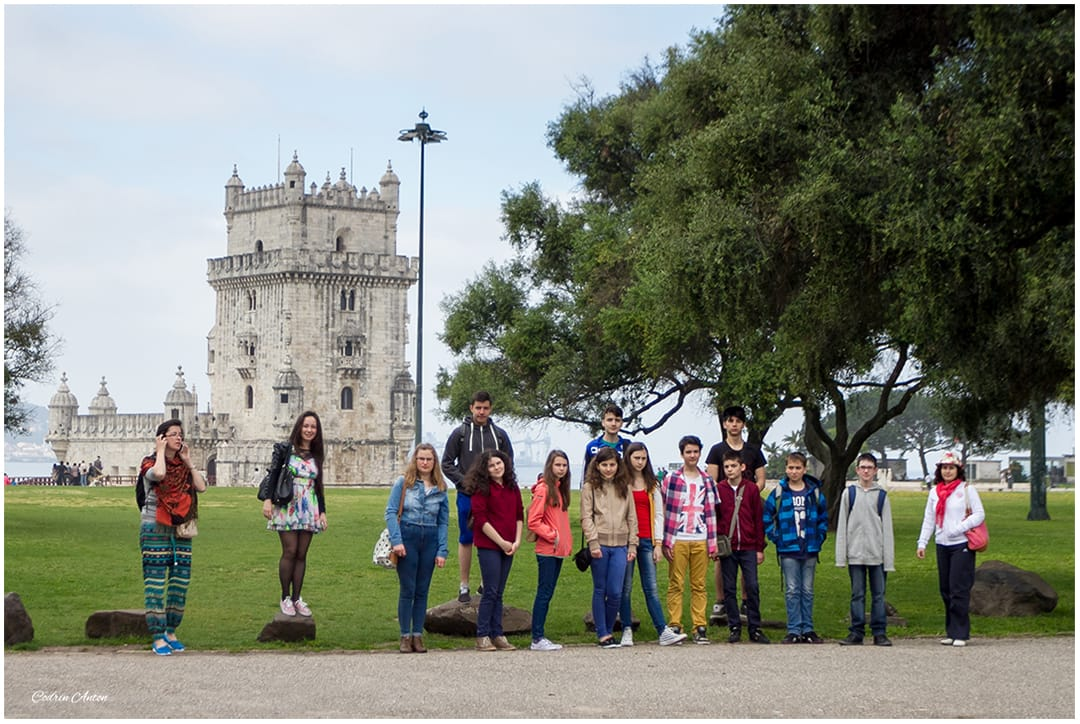 Lisabona Tore de Belem aprilie 2014 © Codrin Anton FOTOGRAF – www.CodrinAnton.ro