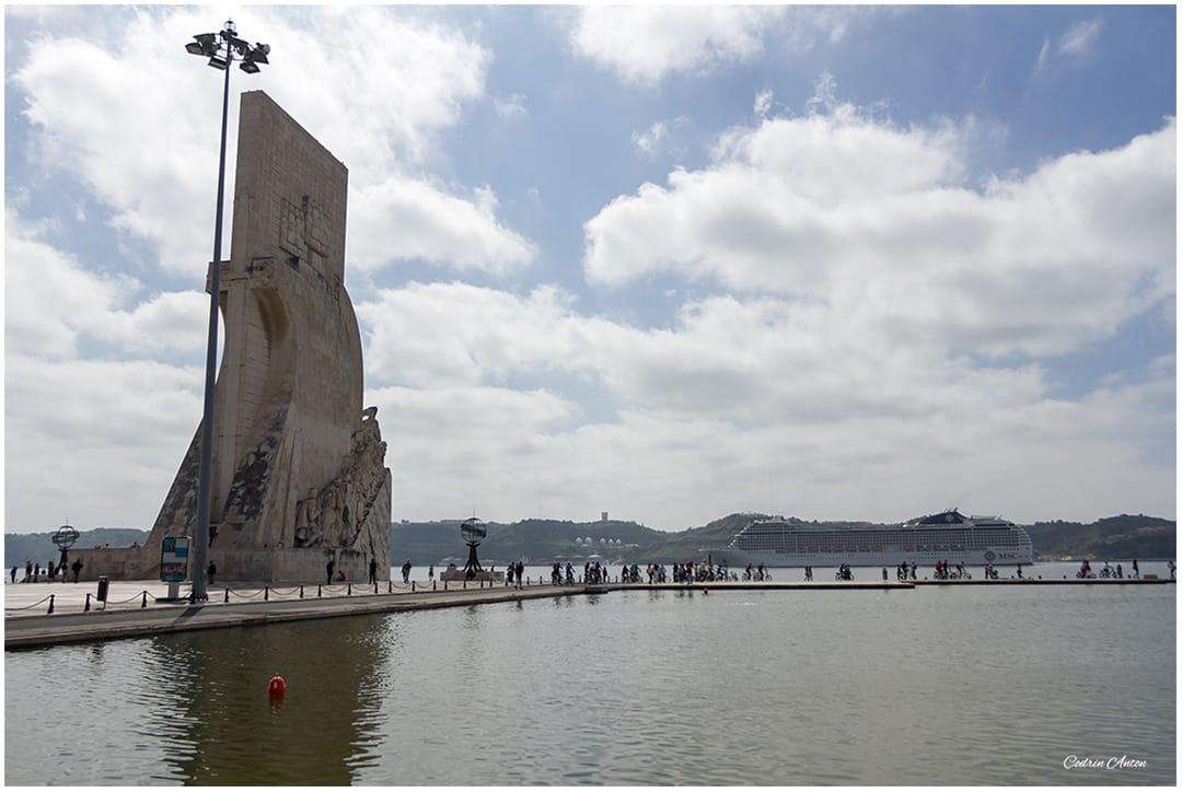 Lisabona Monumentul Descoperitorilor aprilie 2014 © Codrin Anton FOTOGRAF – www.CodrinAnton.ro