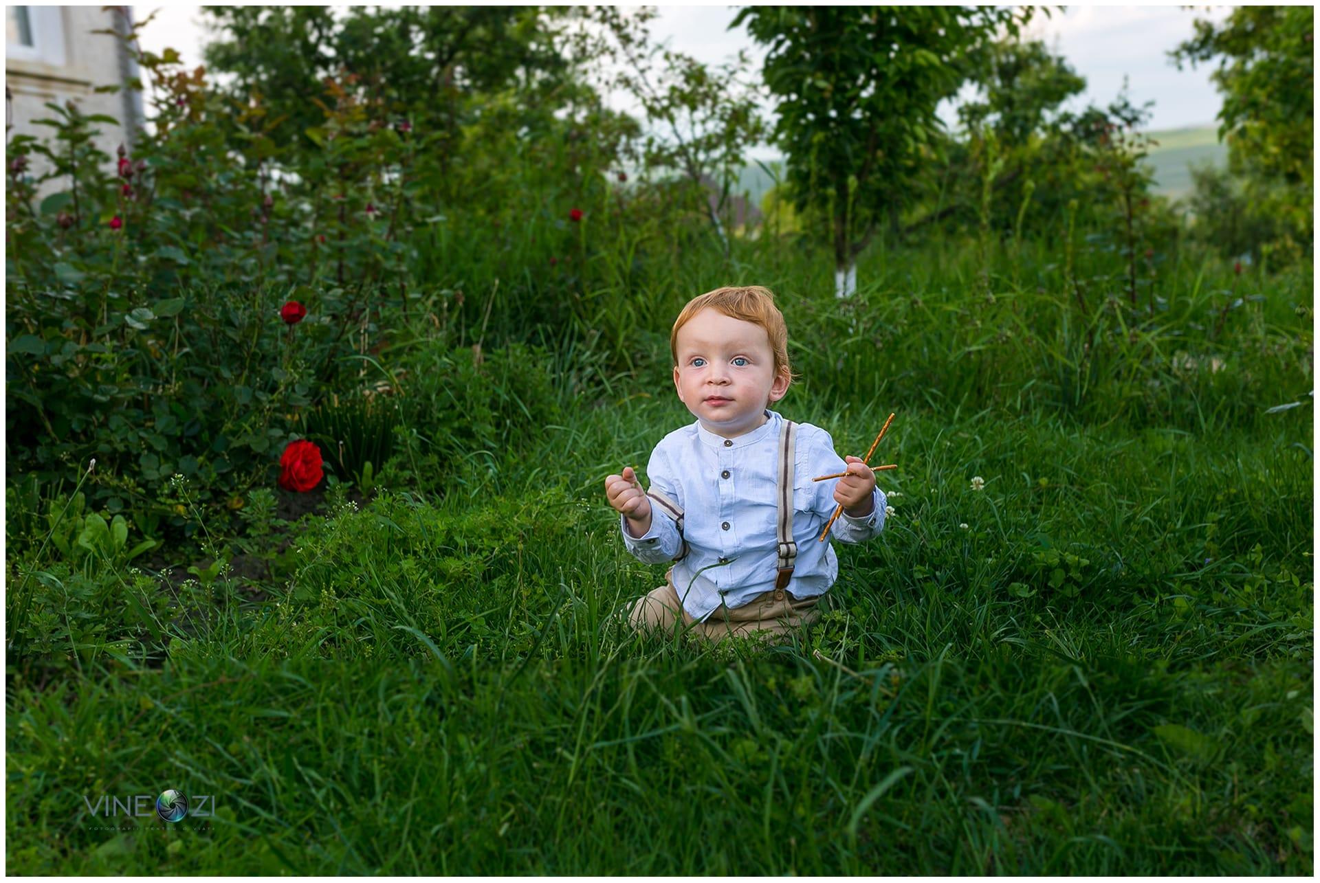 Santi la bunici - 30 mai 2016 - Falticeni © Codrin Anton FOTOGRAF – www.VineOZi.ro