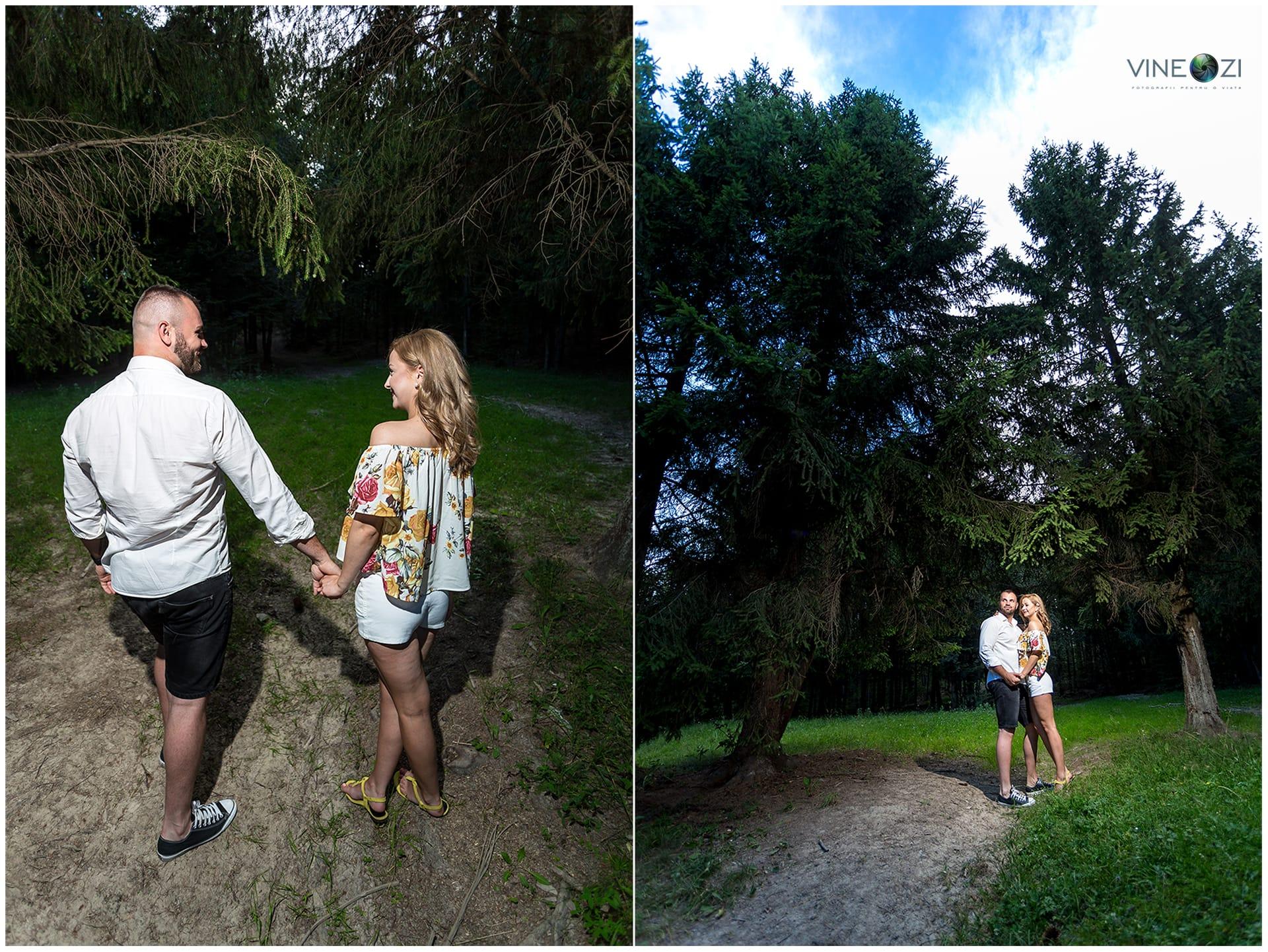 SAVE THE DATE Ella si Bogdan @ Acasa in Bucovina © Codrin Anton FOTOGRAF www.VineOZi.ro