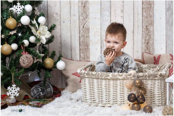 Iosif - şedinţă foto de Crăciun 12