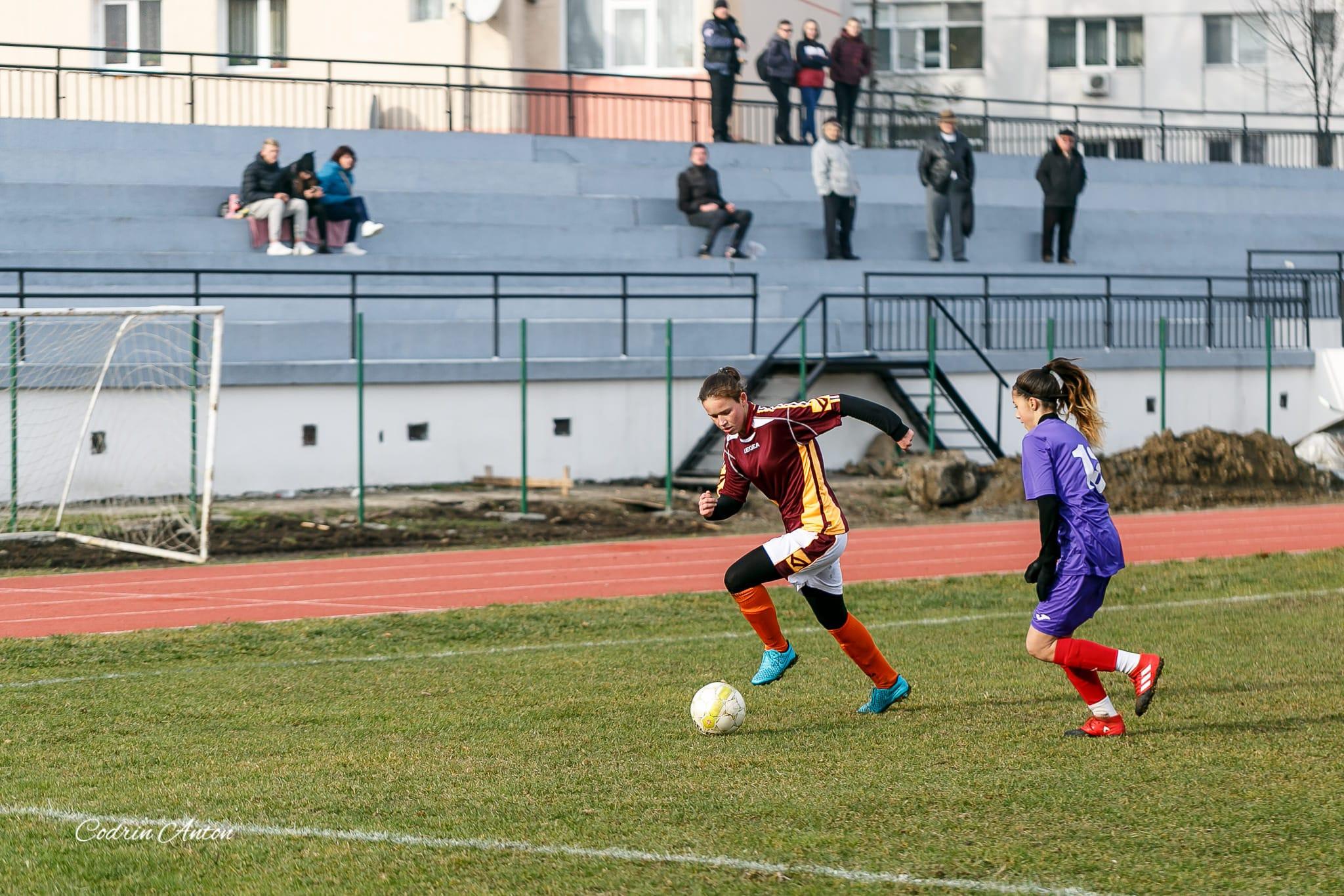 Fotbal feminin @ Falticeni @ www.CodrinAnton.ro
