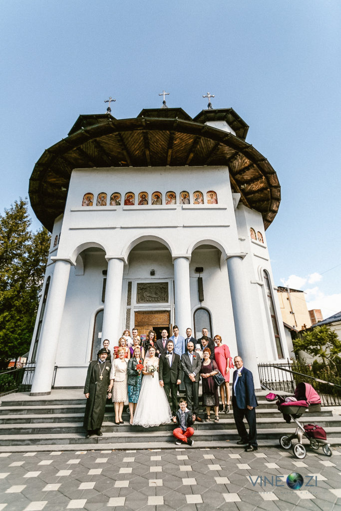 Cristiana și Costi. Nuntă în Fălticeni - Nunta