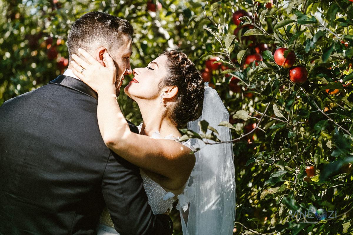 Cristiana și Costi. Nuntă în Fălticeni 1