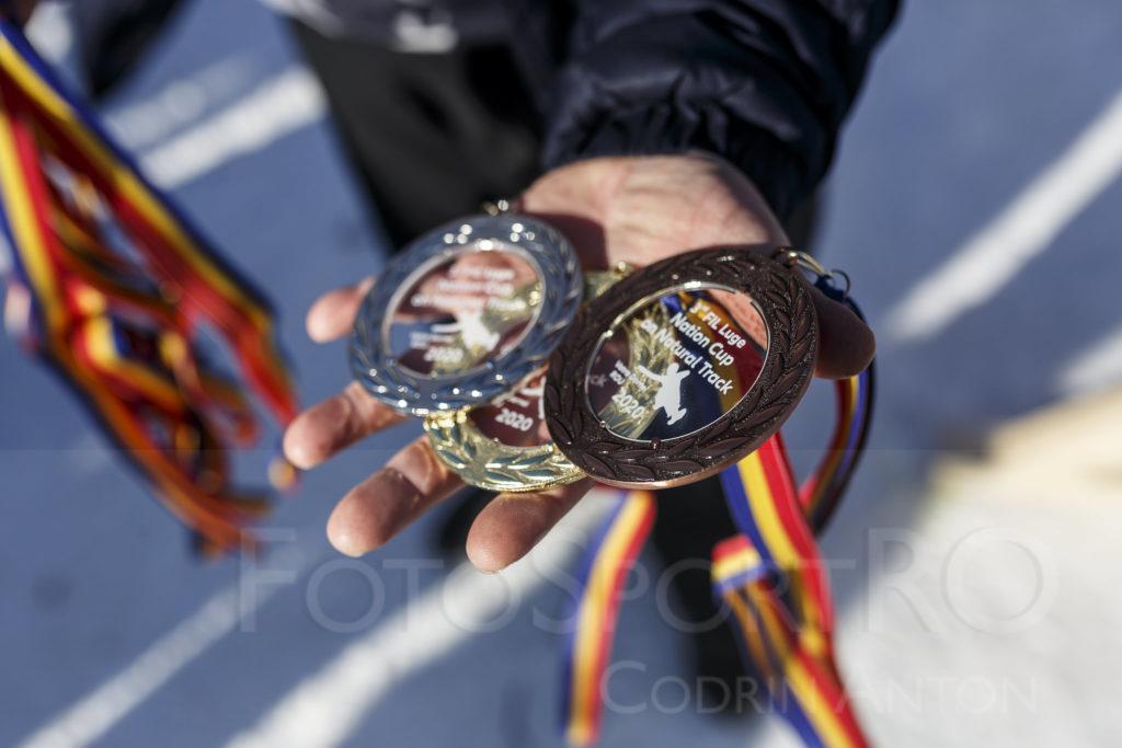Cupa Mondială de Sanie - fotografie de sport